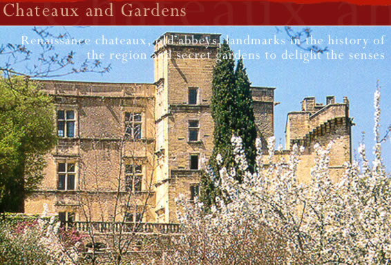 Real Provence - Chateaux and Gardins