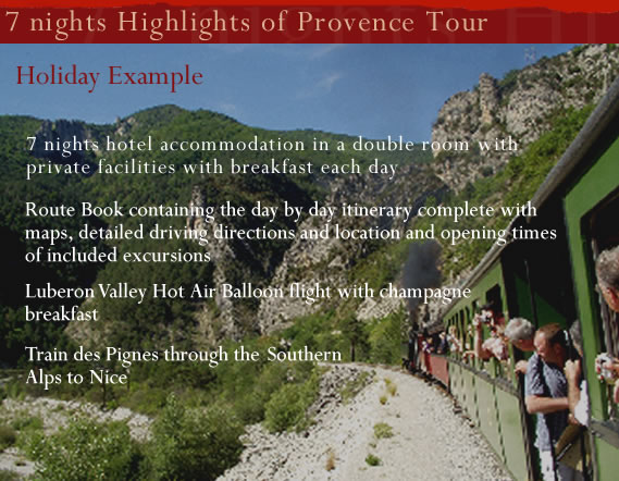 Highlights of Southern Provence