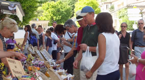 Provencal markets and Luberon villages