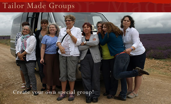 Tailor Made Groups